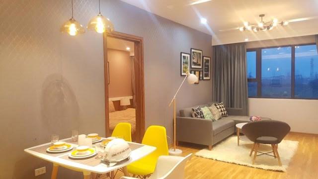 cho thuê chung cư sakura 47 vũ trọng phụng, có 3 phòng ngủ. giá 11 tr/th LH 0912606172