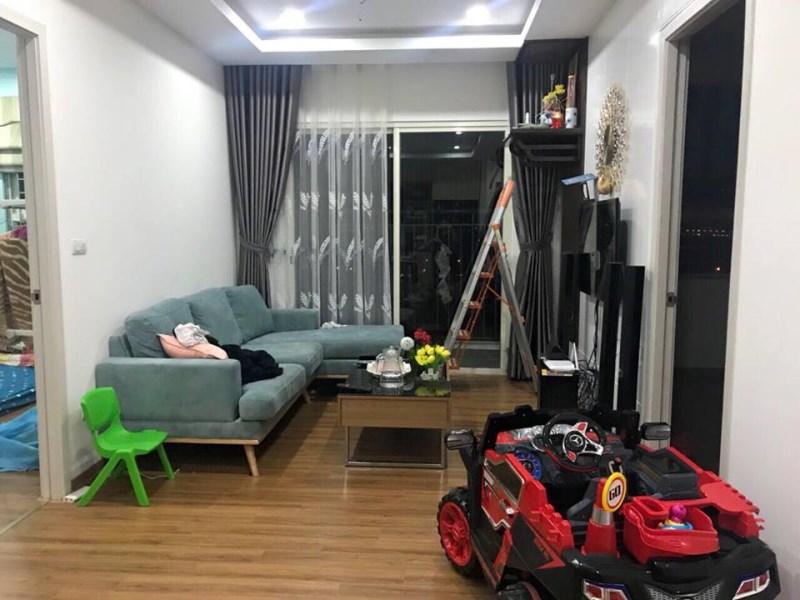 Cho thuê căn hộ mới gần đủ đồ Sài Đồng,102m2  giá 6.5triệu/tháng. LH 0966155870