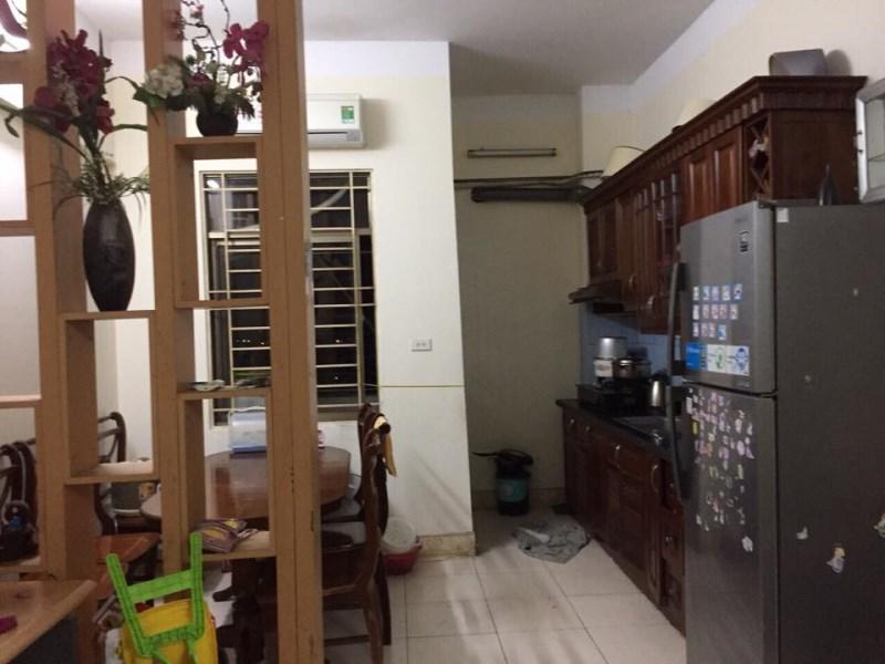 Cho thuê chung cư  Việt Hưng 75m2,đầy đủ nội thất giá 5tr/th . LH 0966155870