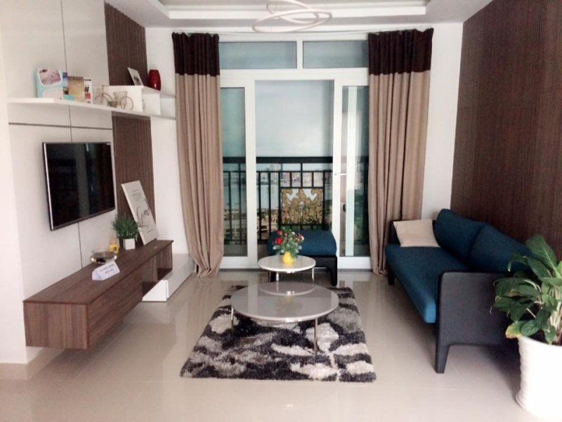 Chỉ 1,2 tỷ sở hữu căn hộ Saigon South Plaza mặt tiền Nguyễn Lương Bằng Q.7 cách Phú Mỹ Hưng 700m