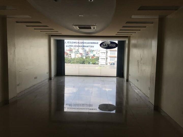 Cho thuê Văn phòng tầng 4 số 160 Nguyễn Xiển, Thanh Xuân,HN
