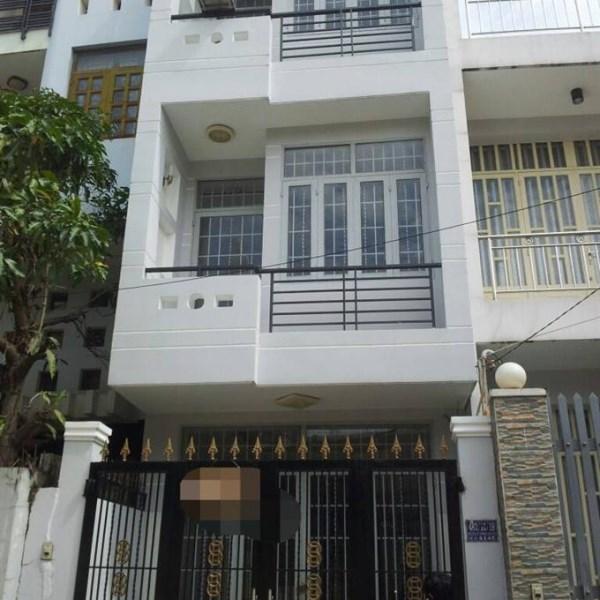 Cho thuê nhà riêng tại Phúc Lợi, 45m2, mặt tiền 4m, 3 tầng. Giá 15 triệu/ tháng.LH: 0966155870