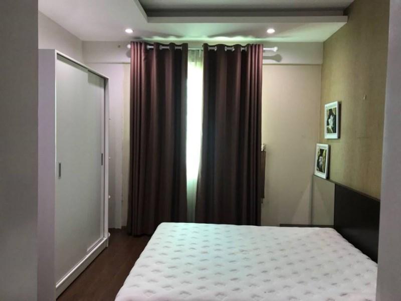 Cho thuê chung cư Việt Hưng 84m2, đầy đủ nội thất, giá 7tr/th . LH 0966155870.