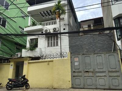 Cho thuê nhà mặt phố số 75 Hoàng Ngân, Quận Thanh Xuân, Hà Nội