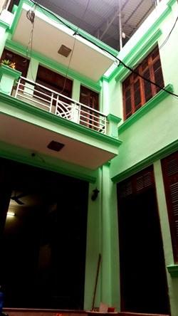 Cho thuê nhà riêng tại số 5 ngõ 249 Yên Hòa, Cầu Giấy, Hà Nội