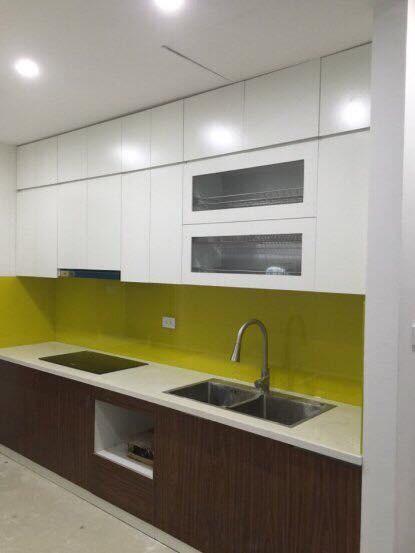 Cho thuê chung cư CT1 Thạch Bàn 93m2, đồ cơ bản giá 5tr/th , LH 0966155870