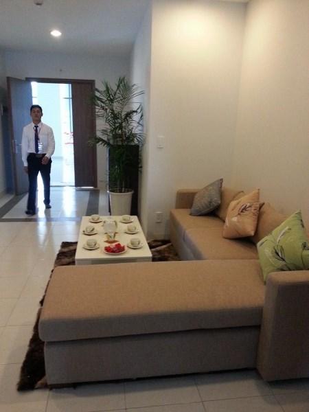 Cần cho thuê gấp căn hộ chung cư gần trường đại học kinh tế giá 7,5 triệu LH 0919271728