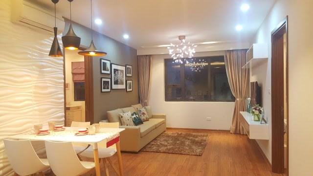Cho thuê căn hộ chung cư gần bệnh viện bạch mai có đầy đủ đồ giá 7,5 tr/ th LH 0919271728