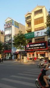 Cho thuê nhà 5 tầng số 73 Quang Trung, Hà Đông, Hà Nội