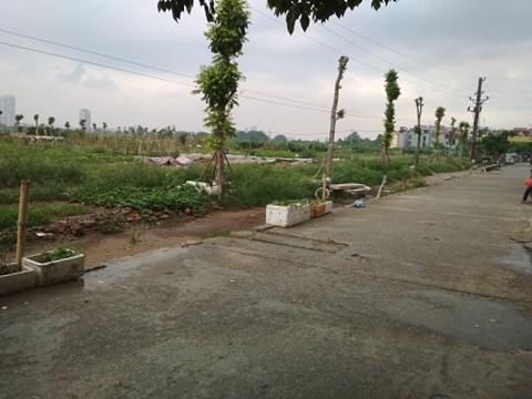 Bán đất khu K159E Học viện hậu cần 34.5m ô tô đỗ cửa. LH Ninh 0931705288
