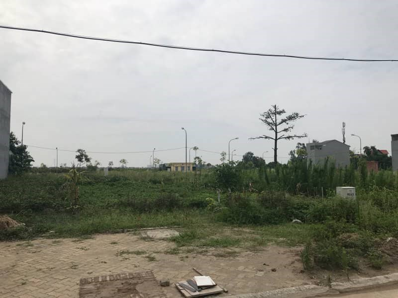 Bán 80m2 đất tại khu TĐC Ngọc Động, Gia Lâm, Hà Nội. Giá chỉ 2 tỷ 150 triệu