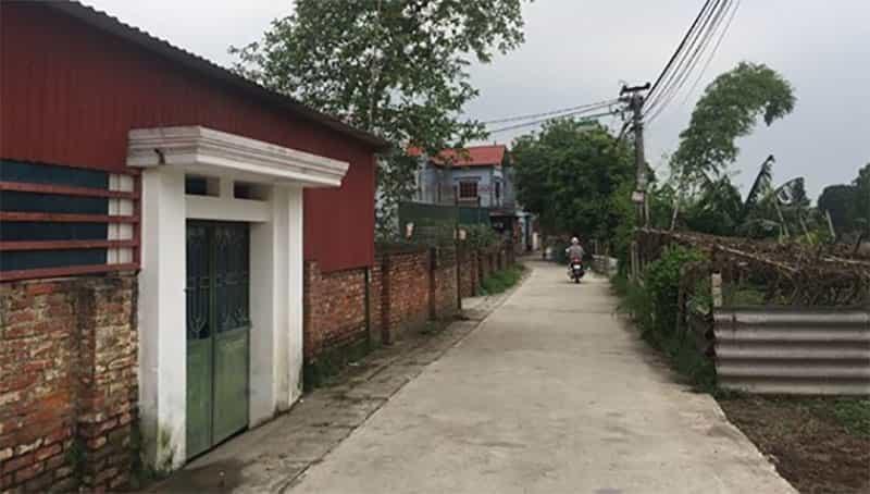 Cần bán 391,2m đất tại Giang Cao, Bát Tràng, xây biệt thự để ở hoặc mở kho xưởng đẹp