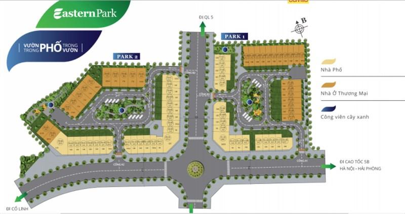 Đừng mua dự án Shophouse Hà Nội Garden City – Eastern park thạch bàn, Long Biên mà ko đọc bài này