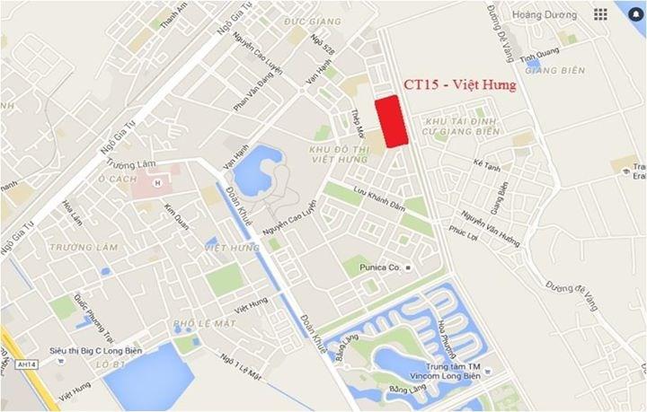 Bán căn hộ chung cư tại Green Park CT15 Việt Hưng - Quận Long Biên - Hà Nội