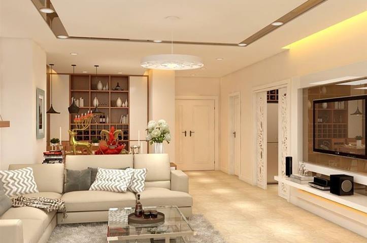 Bán căn 101m2, 03 ngủ, full đồ tại Tràng An complex, giá 3.650 tỷ