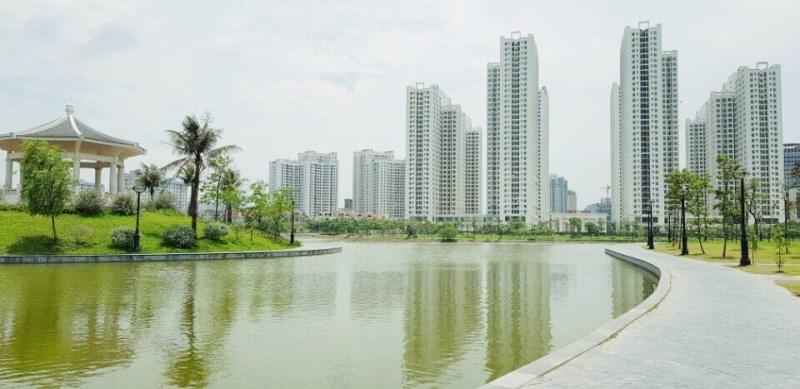Chính chủ cần bán căn hộ diện tích 90m2 ban công hướng Nam view bể bơi An Bình City