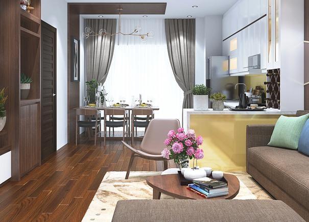 Cần bán gấp căn hộ Tràng An để ra nước ngoài định cư, khu dân cư văn minh, nhà mới tinh !
