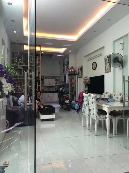 Bán nhà ngõ 37 Nguyễn Lương Bằng, Nam Đồng, Đống Đa 40m2 5 tầng giá 4,3 tỷ kinh doanh nhỏ