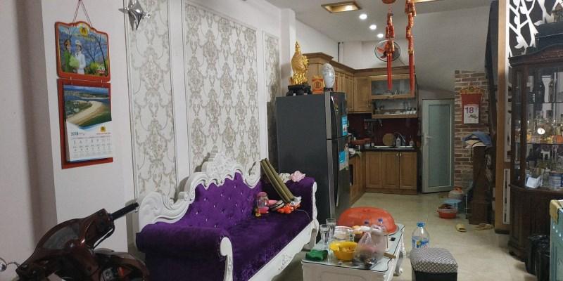 Bán nhà riêng Nguyễn Lương Bằng, dt 36m2, 6 tầng, giá 4.55 tỷ.