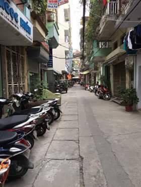 Cần Bán Đất Chính Chủ Tại Đường Bùi Huy Bích, Hoàng Mai, Hà Nội.
