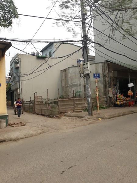 Bán đất Bằng B, Hoàng Liệt ôtô đậu cửa, 74m2, mặt tiền 5,4m, hướng Tây Nam, 2,850tỷ, LH 0914938245