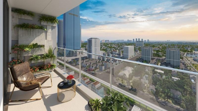Căn hộ 2 phòng ngủ giá rẻ dự án Vinhomes Phạm Hùng