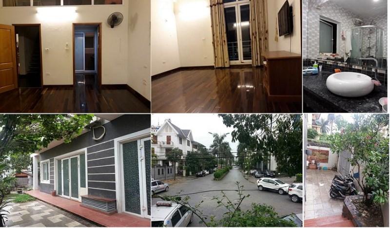 Bán biệt thự tiểu khu Vạn Phúc, Hà Đông 184,7m tiện ở, làm cty, KS, nhà hàng, nhà trẻ, bar cf