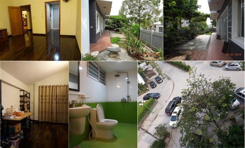 Bán biệt thự khu đô thị Vạn Phúc Hà Đông 185,5mx3T tiện ở, kinh doanh tốt