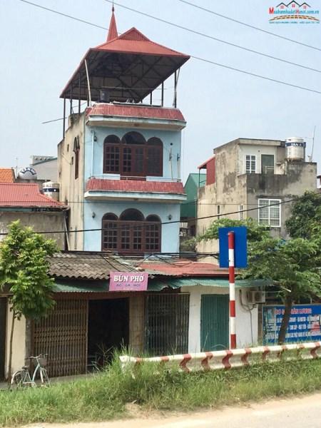 Cần bán nhà 3 tầng tại 293 Thụy Phương, phường Thụy Phương, Bắc Từ Liêm, Hà Nội
