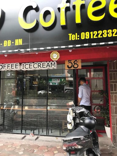 Sang nhượng quán cà phê đẹp như trong ảnh ở mặt đường Yên Lãng