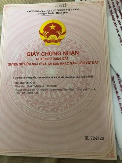Chính chủ bán nhà số 3 Ngách 9, Ngõ 79 Khâm Thiên, Đống Đa, Hà Nội