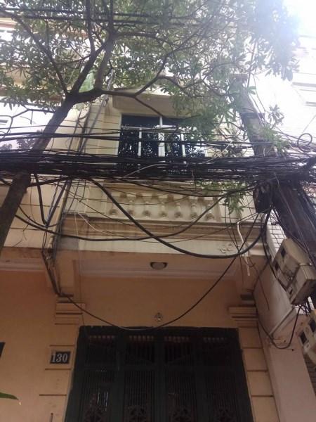Bán nhà phố Tây Sơn DT: 35m2, ngõ rộng 6m vỉa hè 2 bên, giá 5 tỷ