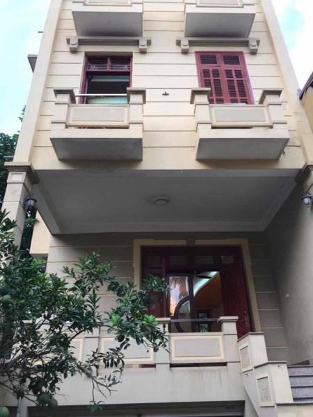 Cho thuê nhà nguyên căn Ngọc Thụy, Long Biên, nhà cực đẹp, 5 tầng, 80m2, giá 15tr/ tháng