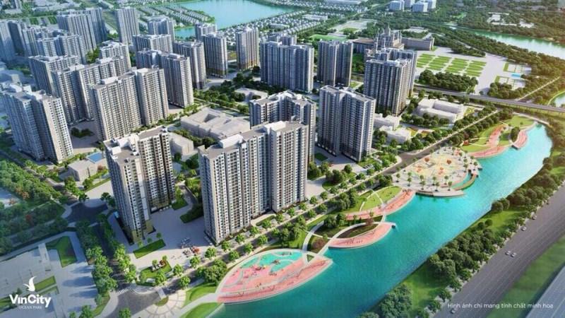VinCity Ocean Park - Đất lành cho nhà đầu tư