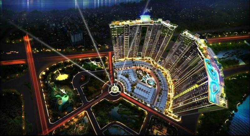 Xin Chú Ý !! Chỉ từ 2,8 tỉ cho căn hộ cao cấp tại Sunshine City full nội thất dát vàng