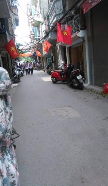 Bán nhà Phố Thái Hà, 30m2, MT3.8m, 5T,  giá 3.6tỷ.