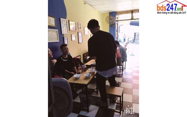 Sang nhượng cửa hàng tại Kiot số 1, ngõ 124 Vĩnh Tuy, Hai Bà Trưng, Hà Nội