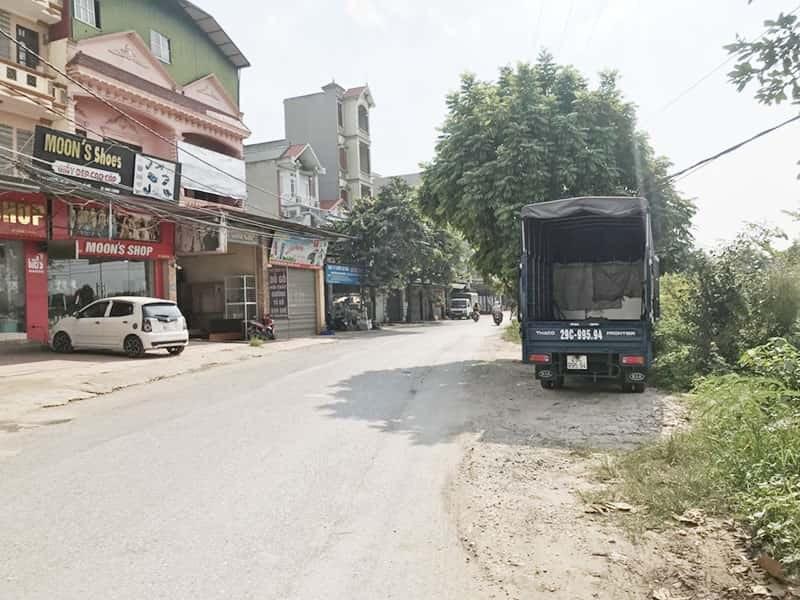 Bán 80m2 đất thổ cư tại đường Nguyễn Huy Nhuận, TDP Kiên Trung, Trâu Quỳ, Gia Lâm, Hà Nội
