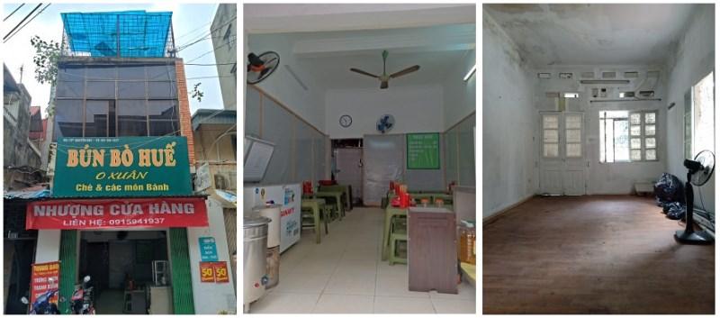Nhượng cửa hàng ăn tại 13A Nguyễn Cao, 0915941937