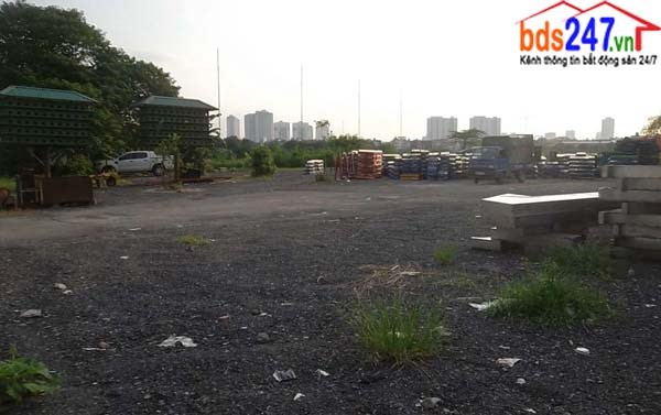 Cho thuê kho bãi trong khu công nghiệp Triều Khúc -Tân Triều, Thanh Trì, Hà Nội