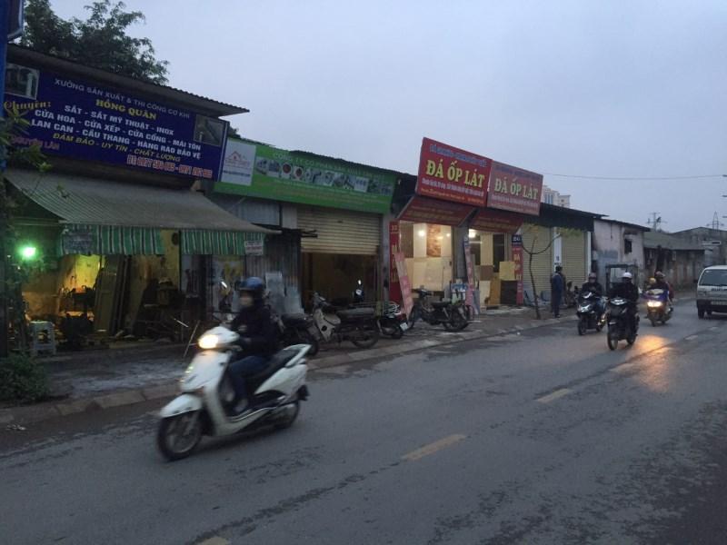 CHÍNH CHỦ Cho thuê gấp 2 Kiốt mặt phố Nguyễn Lân – Trường Chinh, vị trí đẹp 100m2