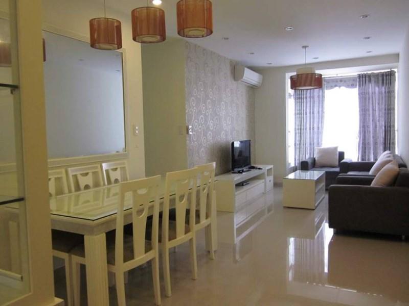 Cho thuê căn hộ chung cư CT2B Nghĩa Đô - Cầu Giấy, 70m2, full đồ, 9tr/tháng