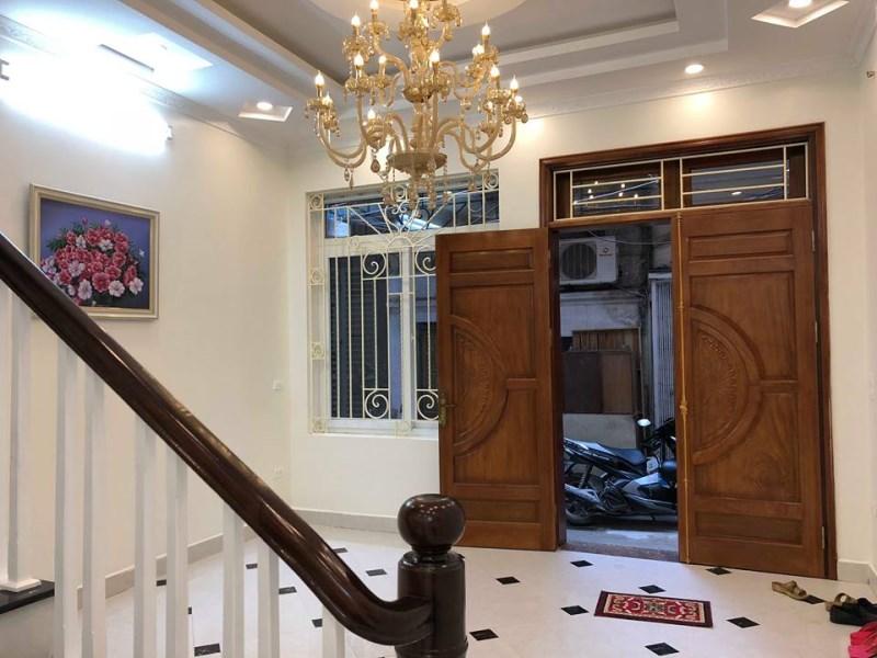 Bán nhà 42 Lạc Trung,Hai Bà Trưng.Diện tích 40m2.4 tầng,ô tô đỗ cổng.Gía 3.4 tỷ