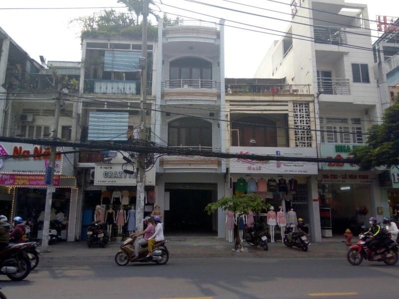 Cho thuê nhà nguyên căn chính chủ mặt tiền đường Cách Mạng Tháng 8, Phường 7, Quận Tân Bình