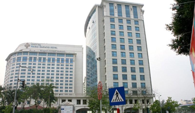 Văn phòng cho thuê chuyên nghiệp, hiện đại tại tòa nhà Daeha Business center, Đào tấn, Ba Đình, HN