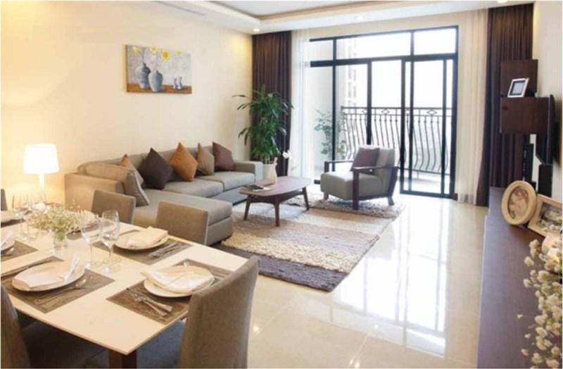 gấp gấp cho thuê căn 3 ngủ có đồ ở chung cư đồng phát  giá 7.5 tr/th LH 0913365083