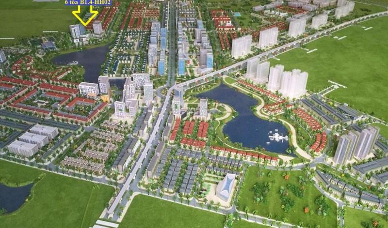 Chính chủ bán nhà liền kề khu đô thị Thanh Hà-Cientco5