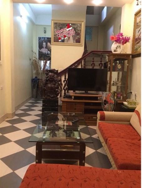 Chính chủ bán nhà Giải Phóng 40m2, 4 tầng Kinh Doanh - Oto đỗ cửa