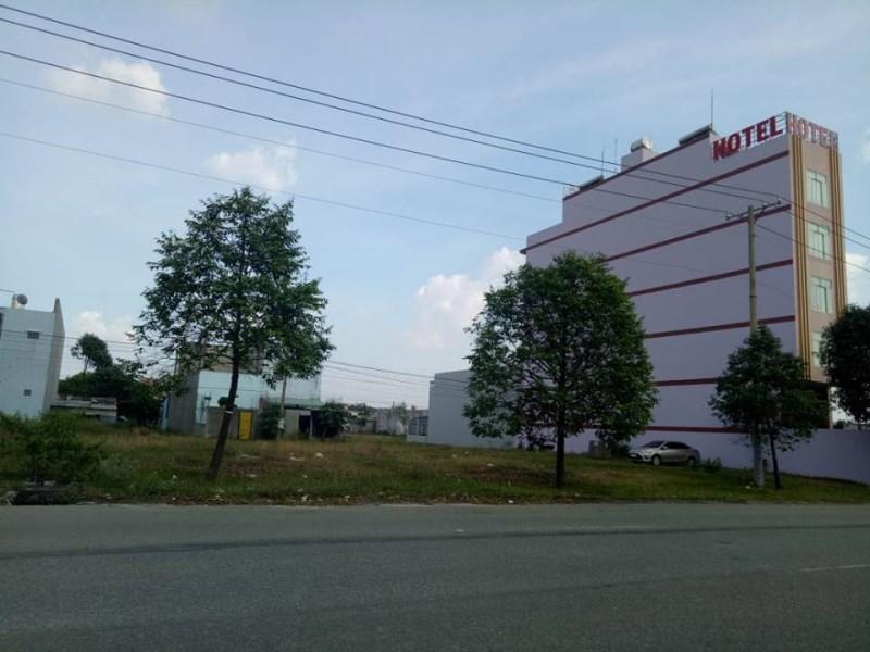 Bán gấp trước têt lô đất gần KCN Mỹ Phước 3 giá công nhân