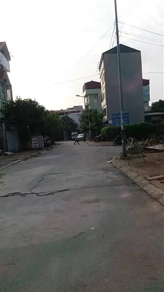 Bán Đất KĐT 31HA Trâu Qùy 109m2, Viw Vườn Hoa, giá 56Tr/m2.
